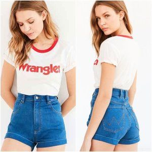 Wrangler x Urban Outfitter Pin Up High Waist Sz L